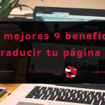 beneficios de traducir tu página web
