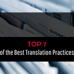 Concers, fears and insecurities in the world of translation. Do we have them all?